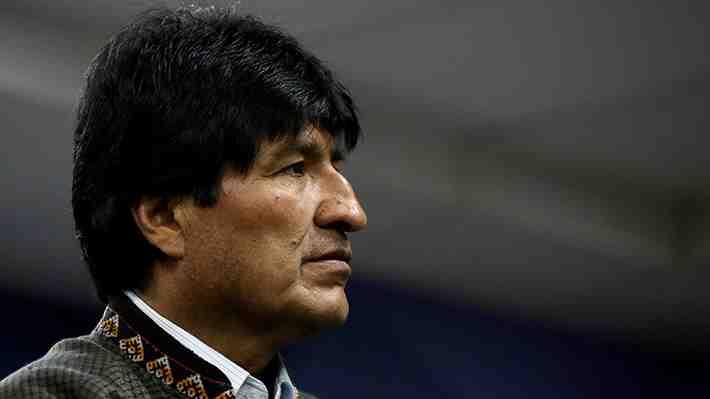 Estados Unidos alerta al gobierno de Bolivia sobre una amenaza de asesinato contra Evo Morales