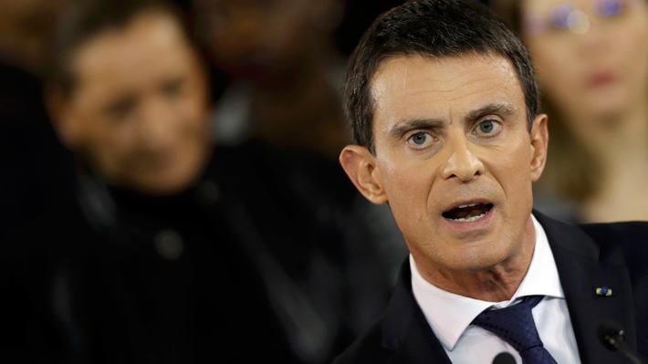 Primer ministro francés declara su candidatura a la presidencia y anuncia su dimisión