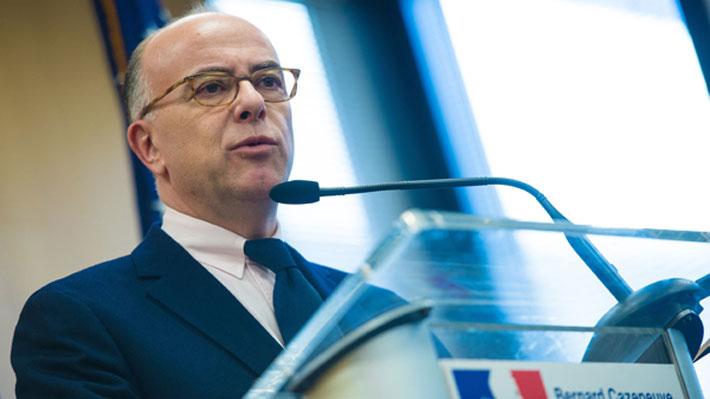 Hollande nombra como nuevo primer ministro francés a Bernard Cazeneuve
