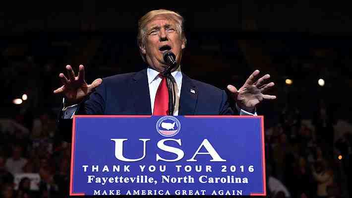 Trump protagoniza un duro enfrentamiento con dirigente sindical por empleos