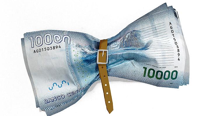 SBIF: Chilenos adeudan $1,6 millones y el 40% gana menos de $500 mil