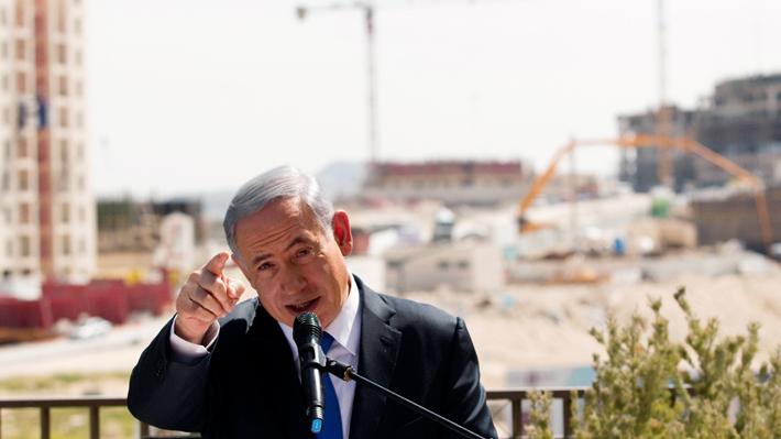 Benjamín Netanyahu anunció sanciones a la ONU por resolución contra colonias