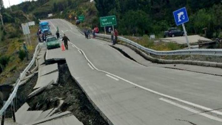 Revisa los horarios estimados de las llegadas de las olas por alerta de tsunami en Melinka