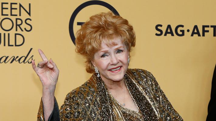 A los 84 años muere Debbie Reynolds, un día después del deceso de su hija Carrie Fisher