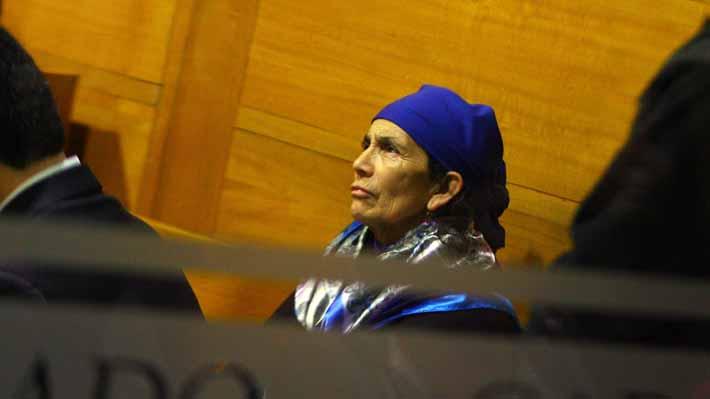 Corte acoge recurso de machi Linconao y sustituye prisión preventiva por arresto domiciliario total