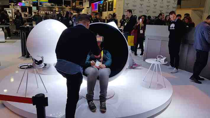 Mira en 360° lo último de LG en el CES: Monitores HDR 4K