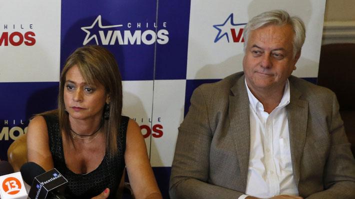 Diferencias entre Evópoli y UDI por negociación parlamentaria tensiona a Chile Vamos