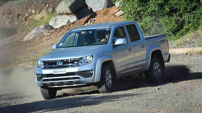 Llega a Chile nueva Amarok de  Volkswagen