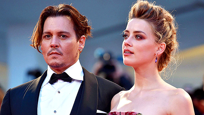 Tras mediático proceso de separación, Johnny Depp y Amber Heard se divorciaron oficialmente