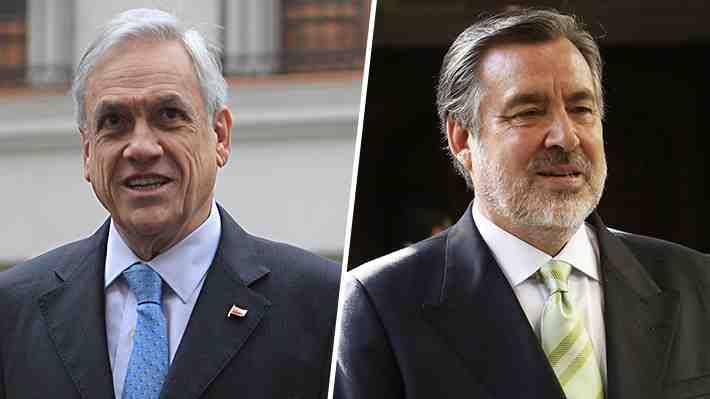 Cadem: Guillier queda a sólo un punto de Piñera en preferencias presidenciales