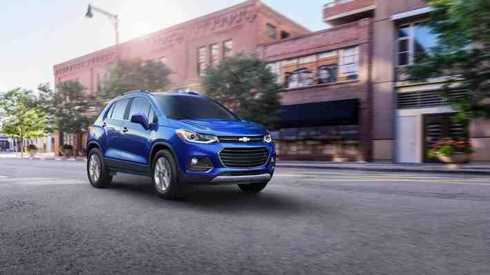 El Chevrolet Tracker recibe inyección de equipamiento