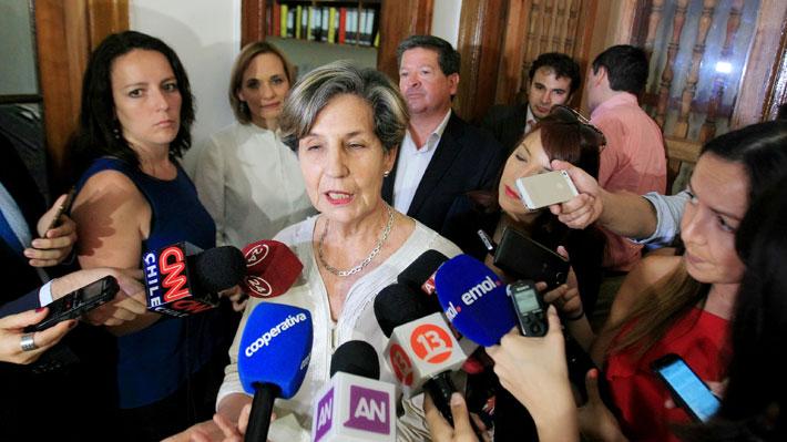 Nueva Mayoría busca acelerar negociación parlamentaria y espera discutir criterios para listas el próximo lunes