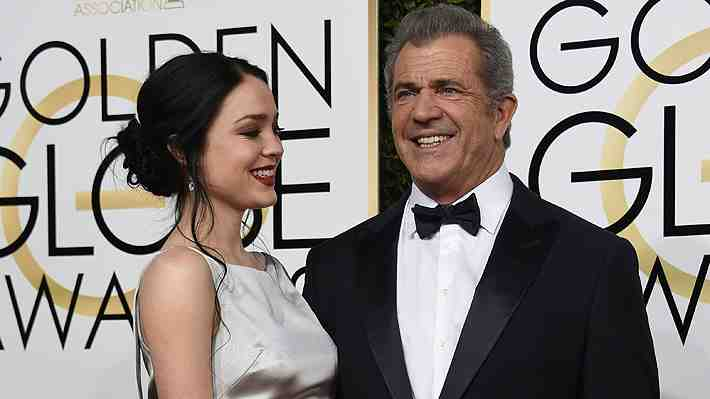 Mel Gibson da la bienvenida a su noveno hijo, junto a su pareja 34 años menor