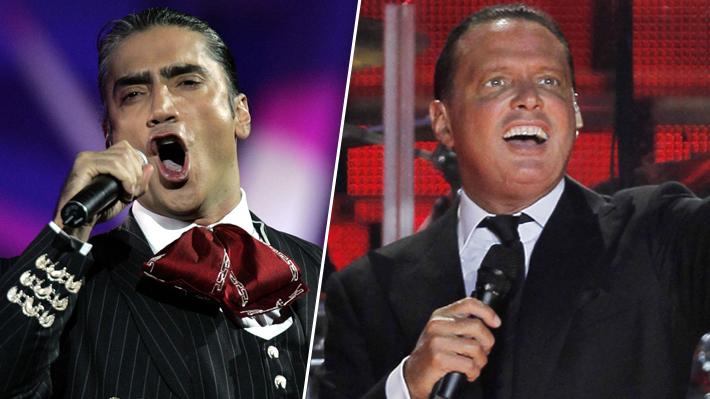 Alejandro Fernández demanda a Luis Miguel tras incumplir acuerdo para realizar gira en conjunto