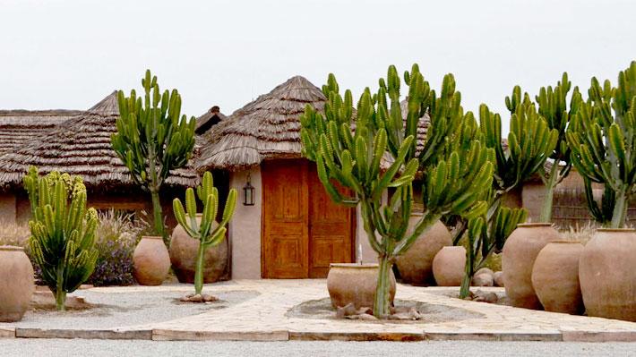 Hotel Wara: vive una experiencia única en medio del desierto