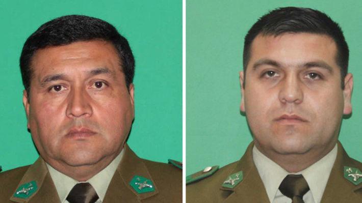 Ministro del Interior confirma la muerte de dos Carabineros desaparecidos en el Maule