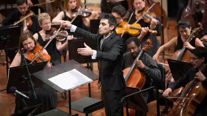 Mira a la Orquesta Sinfónica Nacional de Chile interpretar la Sinfonía N°9 de Beethoven