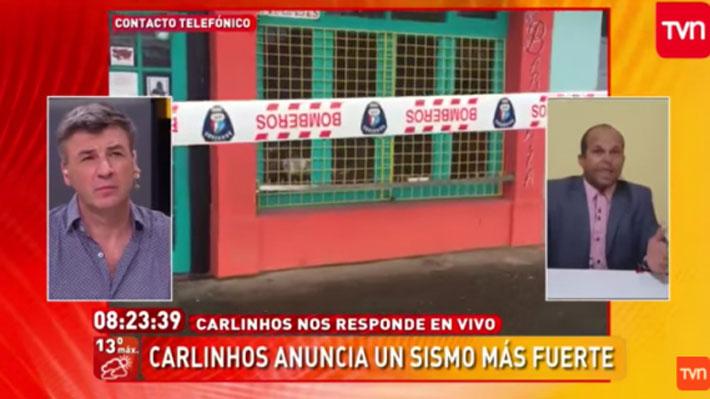 CNTV presenta cargos contra TVN por predicción de supuesto vidente brasileño en matinal