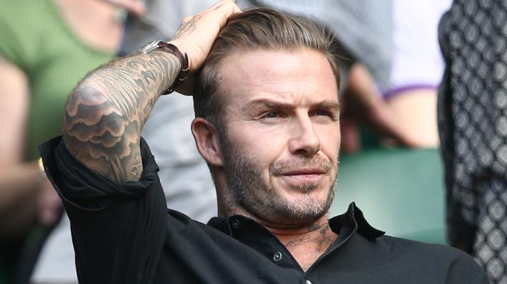 Beckham niega haber usado su labor humanitaria para beneficiar sus negocios