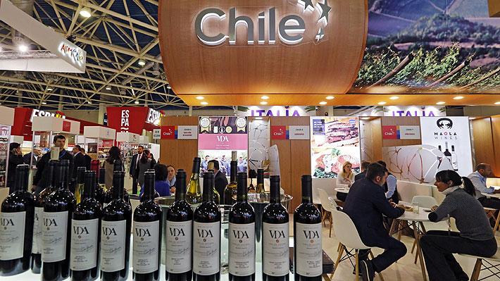 Chile se consolidada como el primer exportador de vino del nuevo mundo a Rusia
