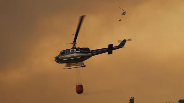 Cartel del fuego: Gobierno asegura que el proceso de contratación de helicópteros se hizo