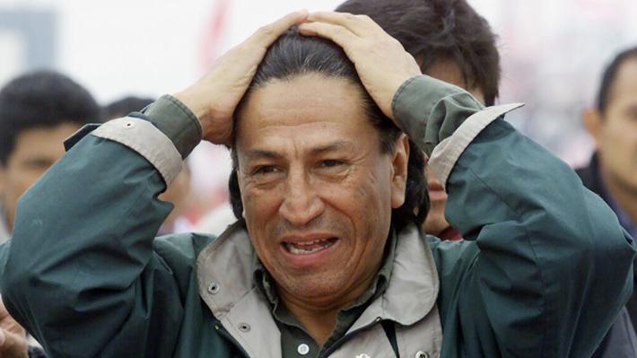 Perú: Juez ordena captura y prisión preventiva para ex Presidente Toledo