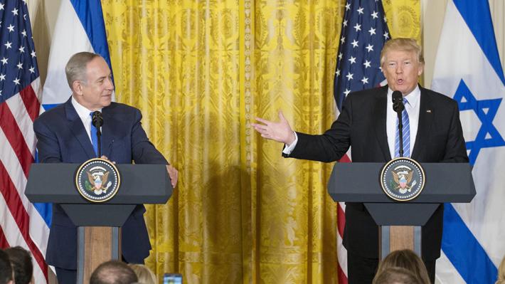 Trump abandona compromiso de EE.UU. a solución de