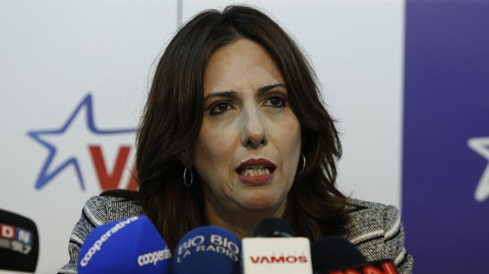 Lo hizo otra vez: Los polémicos dichos de la ex vocera de Chile Vamos Alejandra Bravo