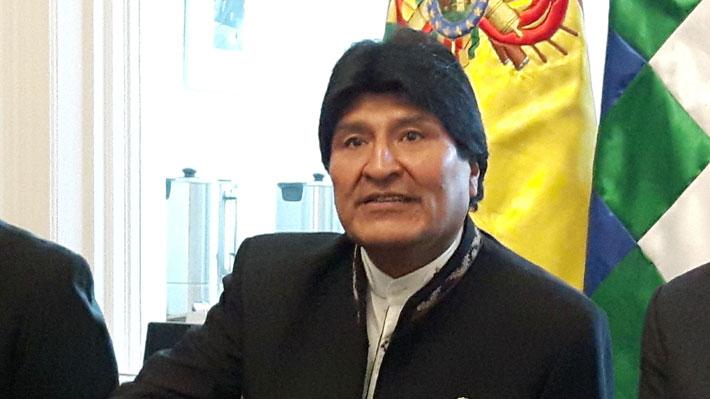 Evo Morales envía nuevo mensaje a Chile: