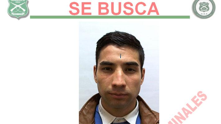 Reo fugado desde tribunal de San Bernardo estuvo en programa de atención psicológica en Colina II