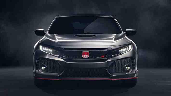 Honda presentará en Ginebra al Civic Type R de producción