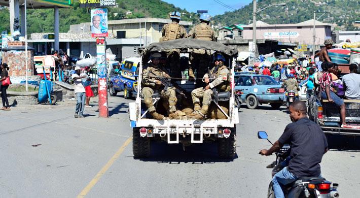Chile gastó US$ 177 millones en 13 años de misión de paz en Haití