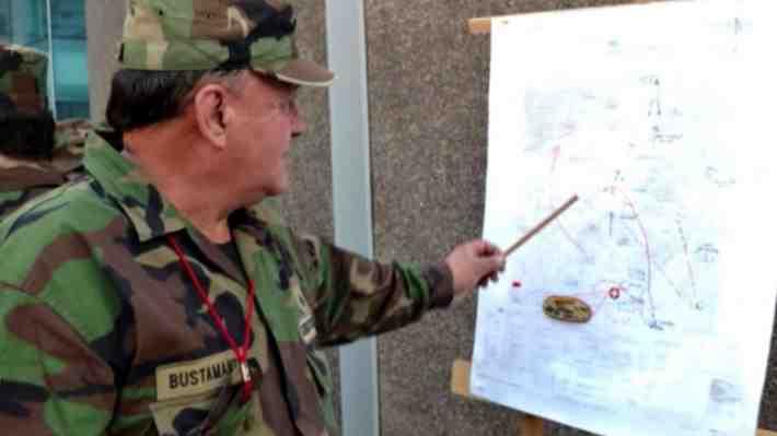 Encuentran cuerpo de ex militar desaparecido tras aluvión