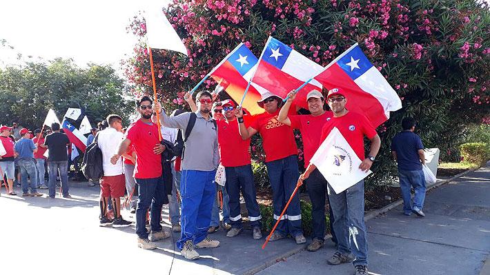 Día 26 de huelga en Escondida: Perjuicios sobrepasan los US$500 millones y supera a la de 2006