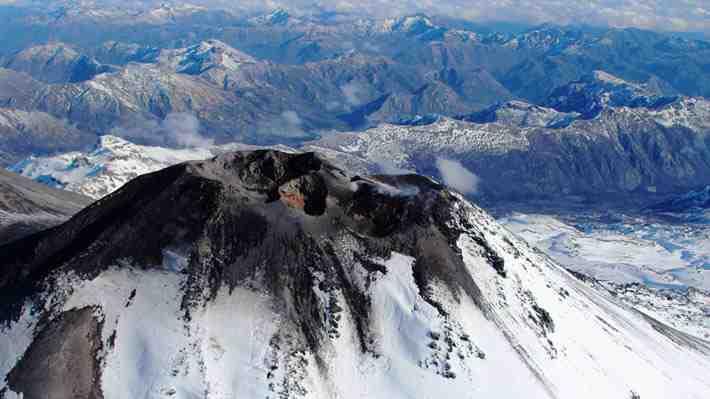 Sobrevuela en 360° los Nevados de Chillán en un helicóptero