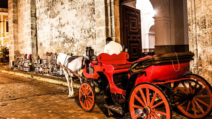 Cartagena de Indias es una ciudad que no termina de sorprender