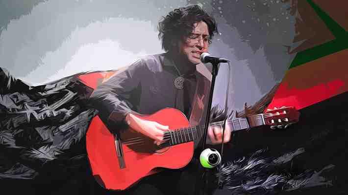 Disfruta del show unplugged de Manuel García antes de su gira