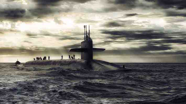 Adéntrate en el Museo Naval Submarino O'Brien y míralo en 360°