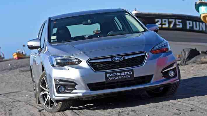 Subaru impreza: un hatchback más maduro y completo