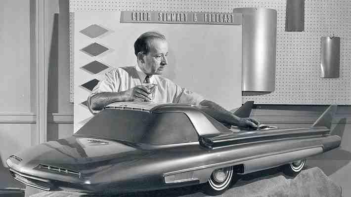 Ford Nucleon: la historia del primer y único auto nuclear