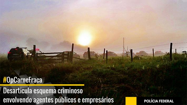 Brasil: Revelan mayor caso de corrupción en la industria de la carne que implicaría al Gobierno