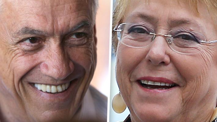 Bachelet y Piñera: Un trato de