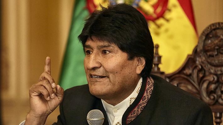 Gobierno boliviano acusa a Chile de