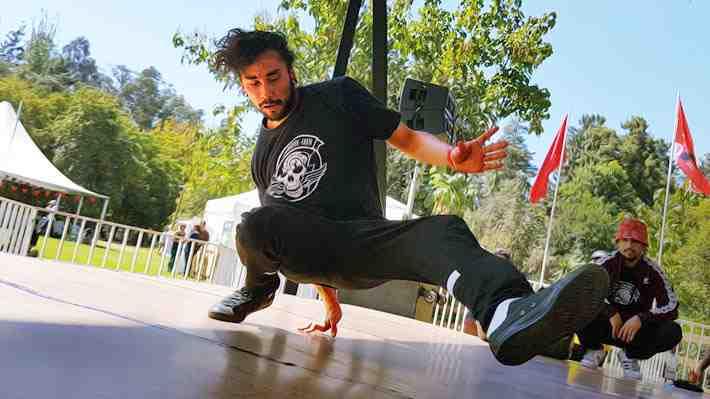 ¡No te pierdas esta competencia de Break Dance en 360°!