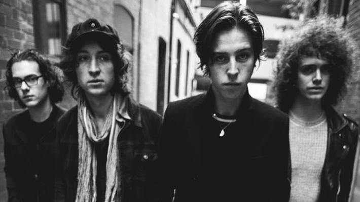 Catfish and the Bottlemen y expectativas de fans ante show en Chile: