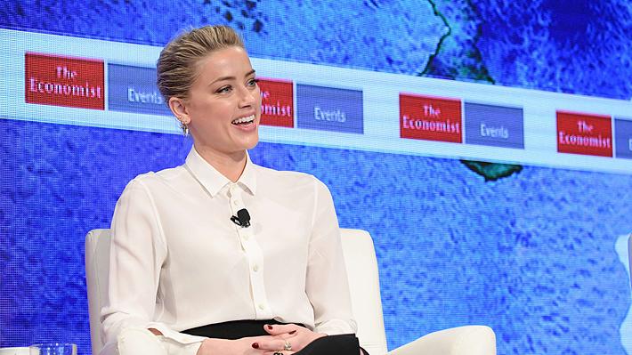 Amber Heard recuerda cómo cambió su carrera el día en que reveló su bisexualidad