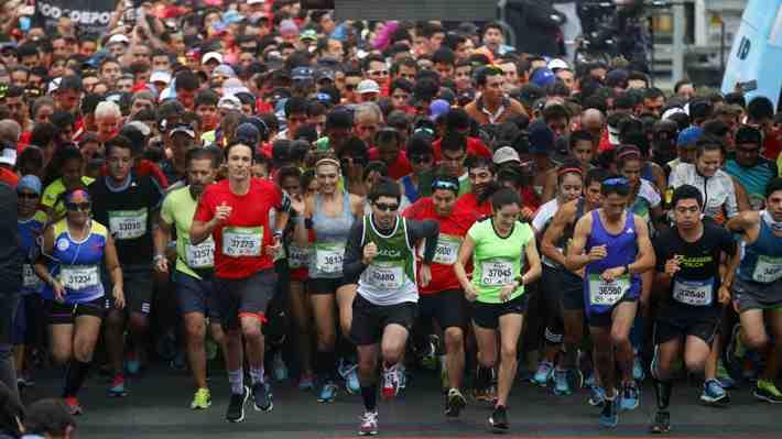 Basta de expertos: los verdaderos competidores del Maratón de Santiago entregan sus mejores tips