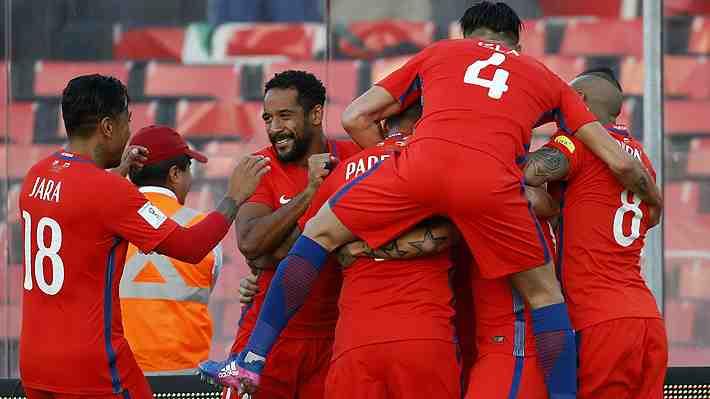 Cómo seguirá la carrera de Chile en las Clasificatorias tras quedar cuarto a 4 fechas del final