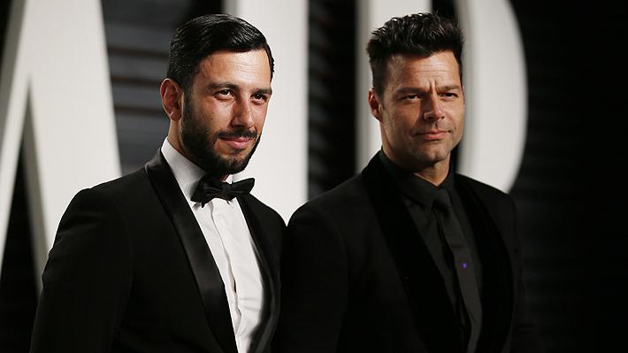 Ricky Martin pospone matrimonio con su novio Jwan Yosef
