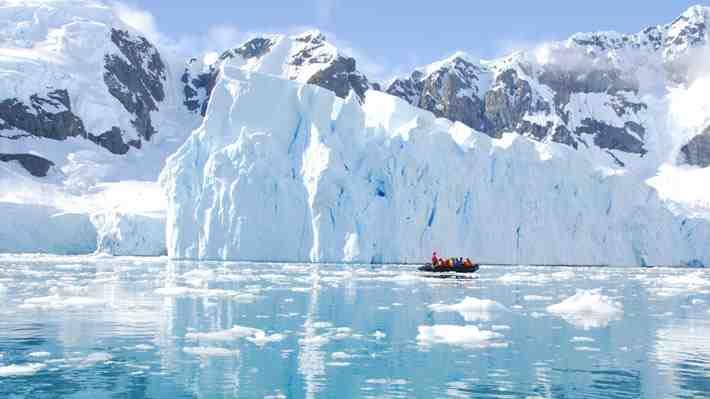 Así es Antártida en 360°, el continente más austral de la Tierra